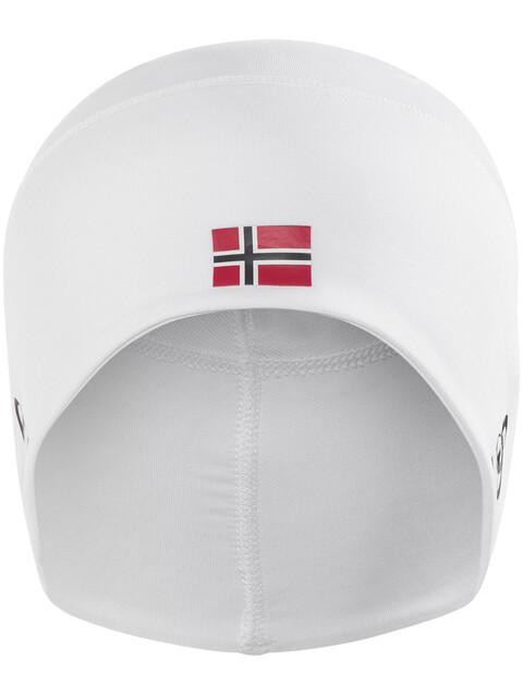 Odlo Polyknit Fan Hat white/Norwegian Flag